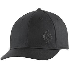Black Diamond Logo Hoofdbedekking zwart